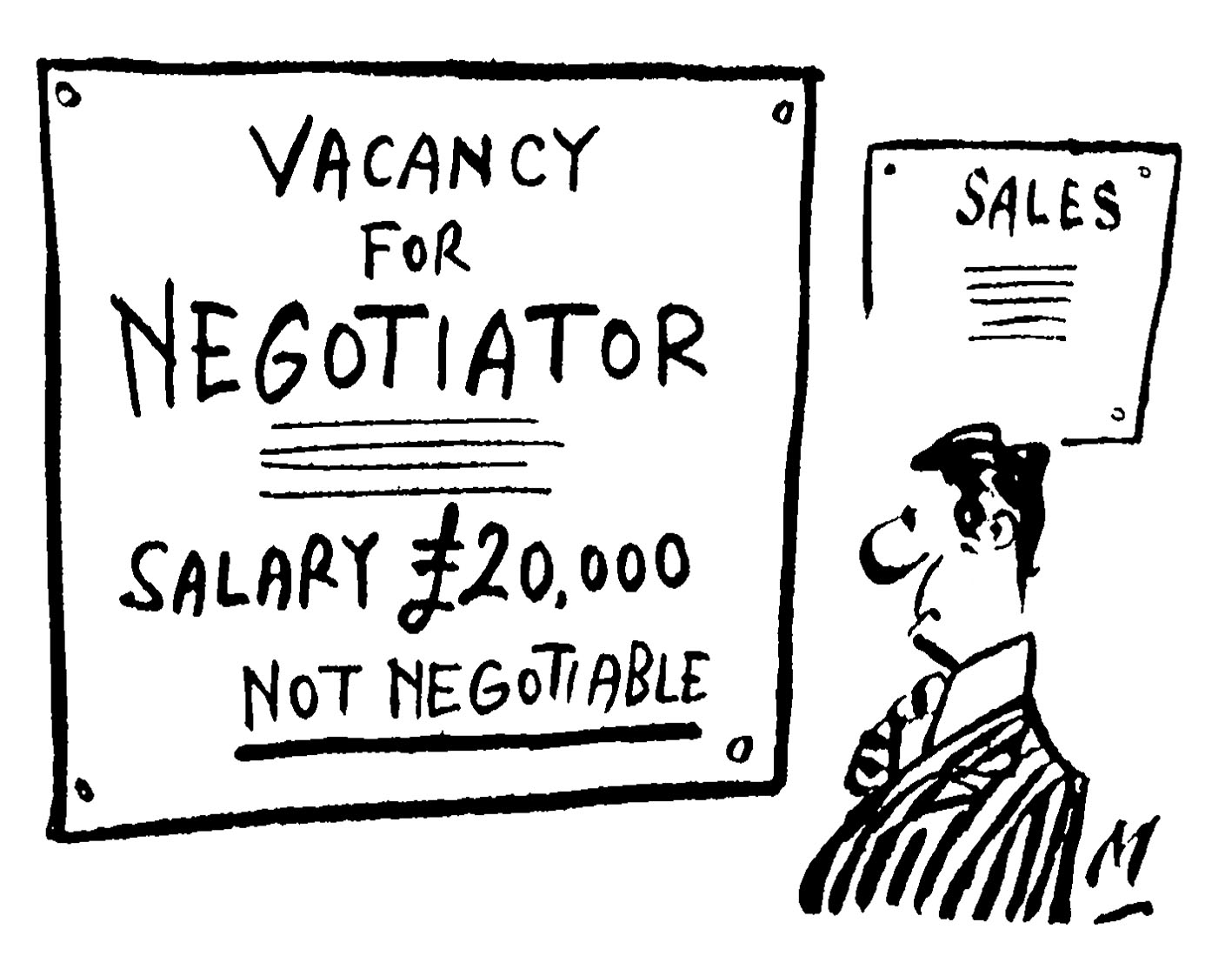 Approach the salary negotiation table with a practical and rational mindset
