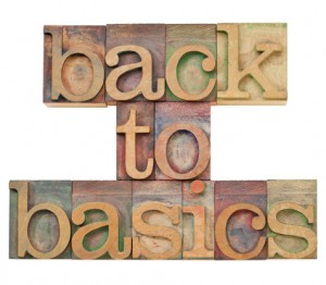 back-to-basics