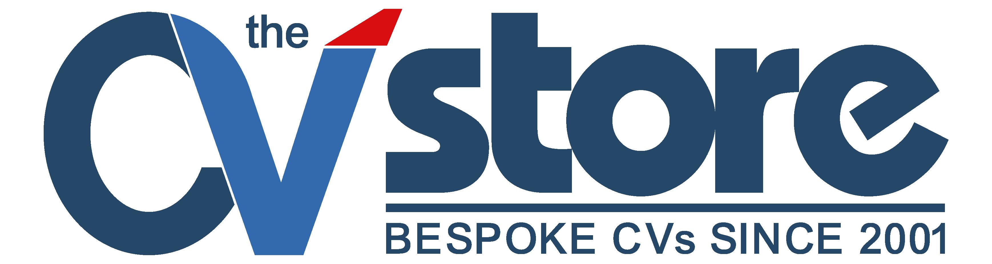 The CV Store Logo