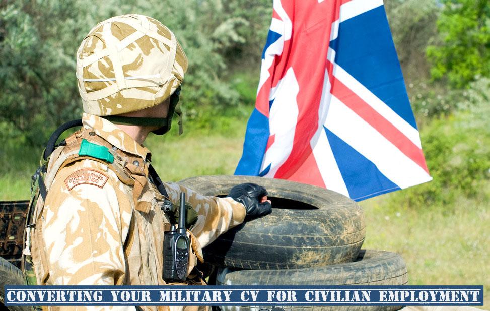 military cv help